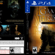 Game of Thrones (2015) USA PS4 Cover