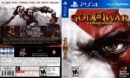 God of War III Remastered (2015) USA PS4 Cover