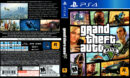 Grand Theft Auto V (2014) USA PS4 Cover