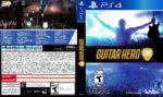 Guitar Hero Live (2014) USA PS4 Cover