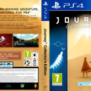 Journey Collector's Edition (2013) USA PS4 Cover