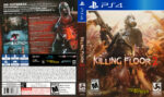 Killing Floor 2 (2016) USA PS4 Cover