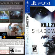 Killzone Shadow Fall (2013) USA PS4 Cover