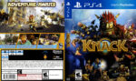 Knack (2013) USA PS4 Cover