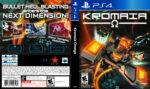 Kromaia Omega (2014) USA PS4 Cover
