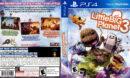 LittleBigPlanet 3 (2014) USA PS4 Cover
