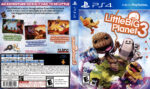 LittleBigPlanet 3 (2014) USA PS4 Cover