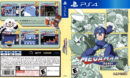 Mega Man Legacy Collection (2015) USA PS4 Cover