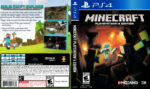 Minecraft Playstation 4 Edition (2015) USA PS4 Cover