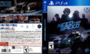 Need for Speed (2015) USA PS4 Cover
