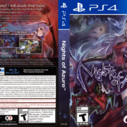 Nights of Azure (2016) USA PS4 Cover
