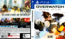 Overwatch (2016) USA PS4 Cover