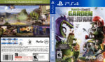 Plants vs. Zombies Garden Warfare (2014) USA PS4 Cover