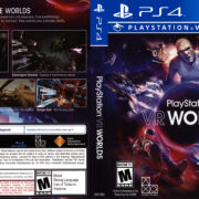 PlayStation VR Worlds (2016) USA PS4 Cover