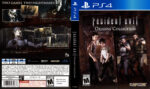 Resident Evil Origins Collection (2016) USA PS4 Cover