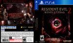 Resident Evil Revelations 2 (2013) USA PS4 Cover