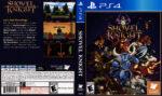 Shovel Knight (2015) USA PS4 Cover