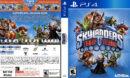 Skylanders Trap Team (2013) USA PS4 Cover