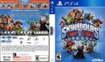Skylanders Swap Force (2013) USA PS4 Cover