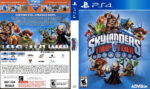 Skylanders Trap Team (2014) USA PS4 Cover