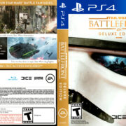 Star Wars Battlefront (2015) USA PS4 Cover