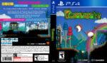 Terraria (2014) USA PS4 Cover