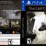 The Last Guardian (2016) USA PS4 Cover