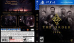 The Order 1886 (2015) USA PS4 Cover