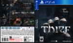 Thief (2014) USA PS4 Cover