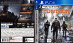 Tom Clancy's The Division (2016) USA PS4 Cover
