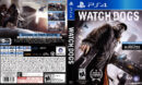 Watch Dogs (2014) USA PS4 Cover