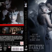 Fifty Shades Darker (2017) R0 CUSTOM Cover & Label