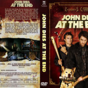 John Dies at the End (2012) R2 German Custom Cover & Label