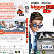 Big Fat Liar (2017) R2 Nordic Retail DVD Cover + Custom Label