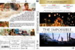 The Impossible (2012) R2 Swedish Retail DVD Cover + Custom Label