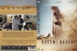Queen of the Desert (2015) R2 Swedish Custom DVD Cover + label