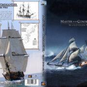 Master and Commander – Bis ans Ende der Welt (2003) R2 GERMAN Custom DVD Cover
