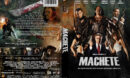 Machete (2010) R2 GERMAN DVD Covers
