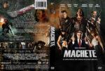 Machete (2010) R2 GERMAN DVD Covers