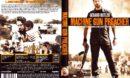 Machine Gun Preacher (2012) R2 GERMAN DVD Cover