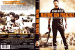 Machine Gun Preacher (2012) R2 GERMAN DVD Cover