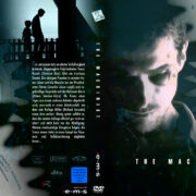 The Machinist (2004) R2 GERMAN Custom DVD Cover