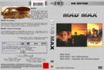 Mad Max I-III – Die Edition – (1985) R2 GERMAN DVD Cover