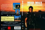 Mad Max – Der Vollstrecker (1981) R2 GERMAN DVD Cover