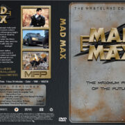 Mad Max – The Wasteland Collection – (1980) R1 Custom DVD Cover