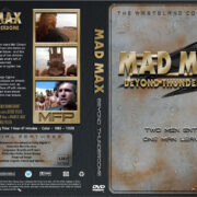 Mad Max - Beyond Thunderdome - The Wasteland Collection - (1985) R1 Custom DVD Cover