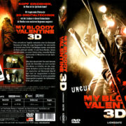 My Bloody Valentine 3D (2009) R2 GERMAN DVD Cover