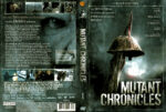 Mutant Chronicles (2008) R2 GERMAN Custom DVD Cover