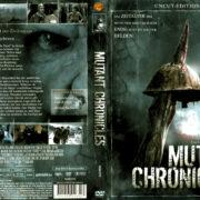 Mutant Chronicles (2008) R2 GERMAN Custom DVD Cover