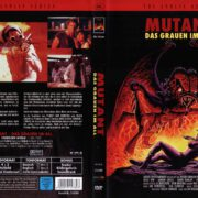 Mutant – Das Grauen im All (1982) R2 GERMAN DVD Cover